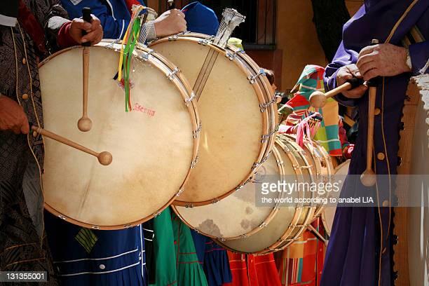 Spanish drums