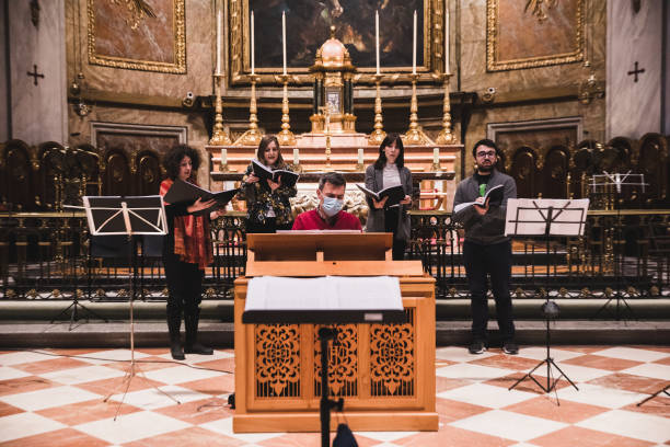 ESP: International Festival Of Sacred Art - La Grande Chapelle