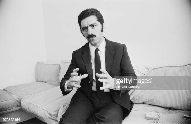 Spanish fashion designer Paco Rabanne UK 18th January 1967