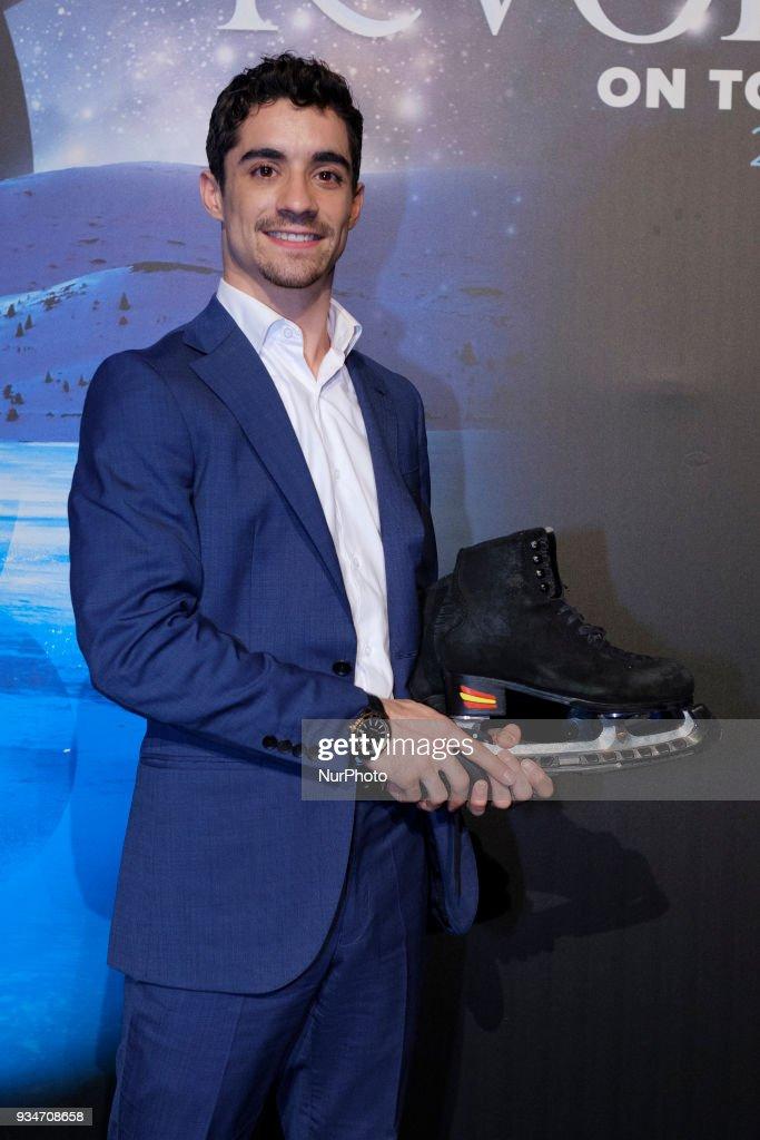 Presentation of Revolution on Ice on Tour 2018