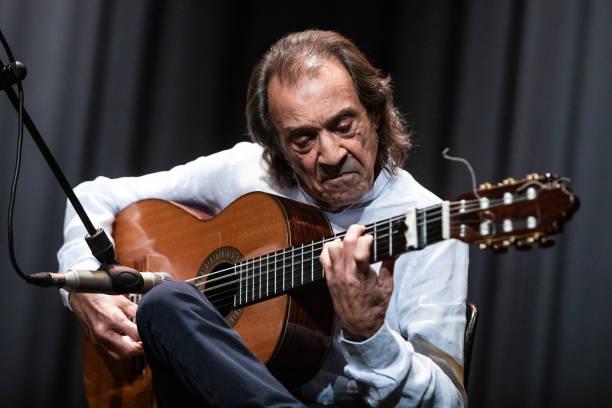 ESP: Kiki Morente Concert In Madrid