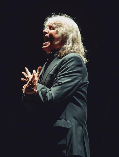 ESP: Jose Merce Concert In Madrid