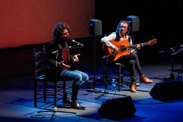 ESP: Pepe Habichuela + Kiki Morente Concert In Madrid