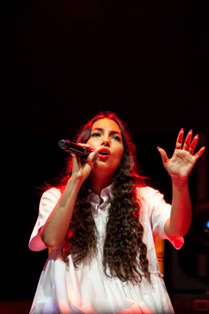 ESP: María José Llergo Concert In Fuengirola