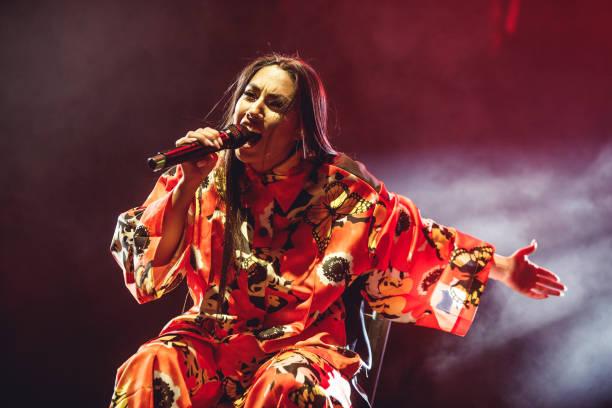ESP: Maria Jose Llergo + Dora  - 'Noches Del Botanico' 2021 Festival