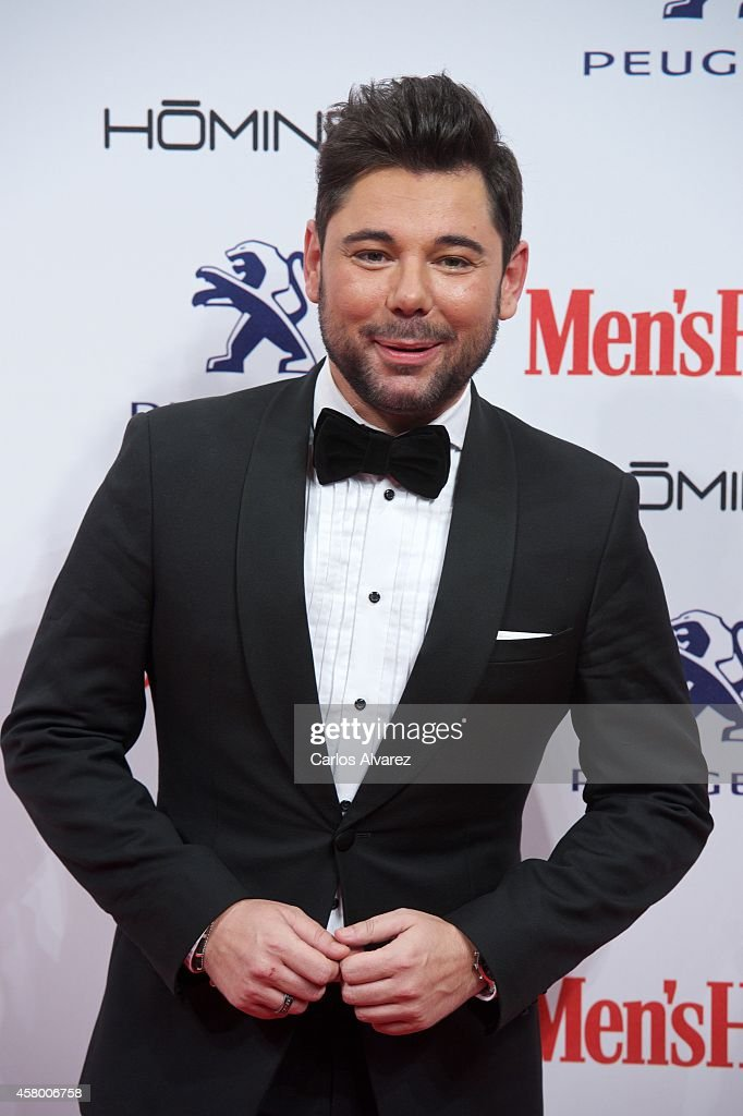 Men's Health 2014 Awards in Madrid