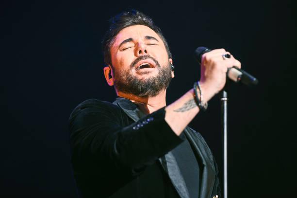 ESP: Miguel Poveda Concert In Madrid