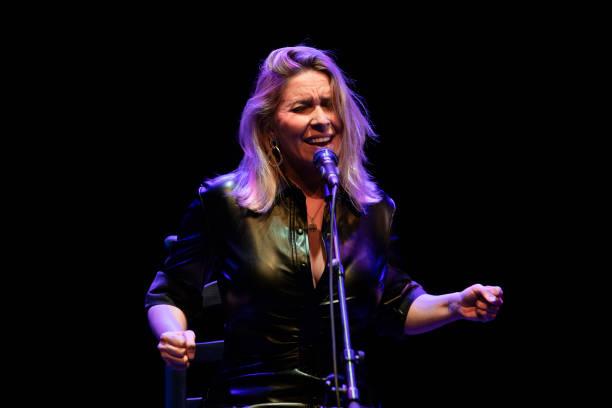 ESP: Rocio Marquez Concert In Madrid