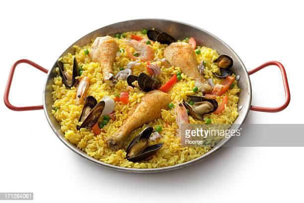 Cuisine espagnole: Paëlla