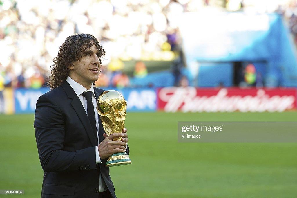 FIFA World Cup final - 'Germany v Argentina' : News Photo
