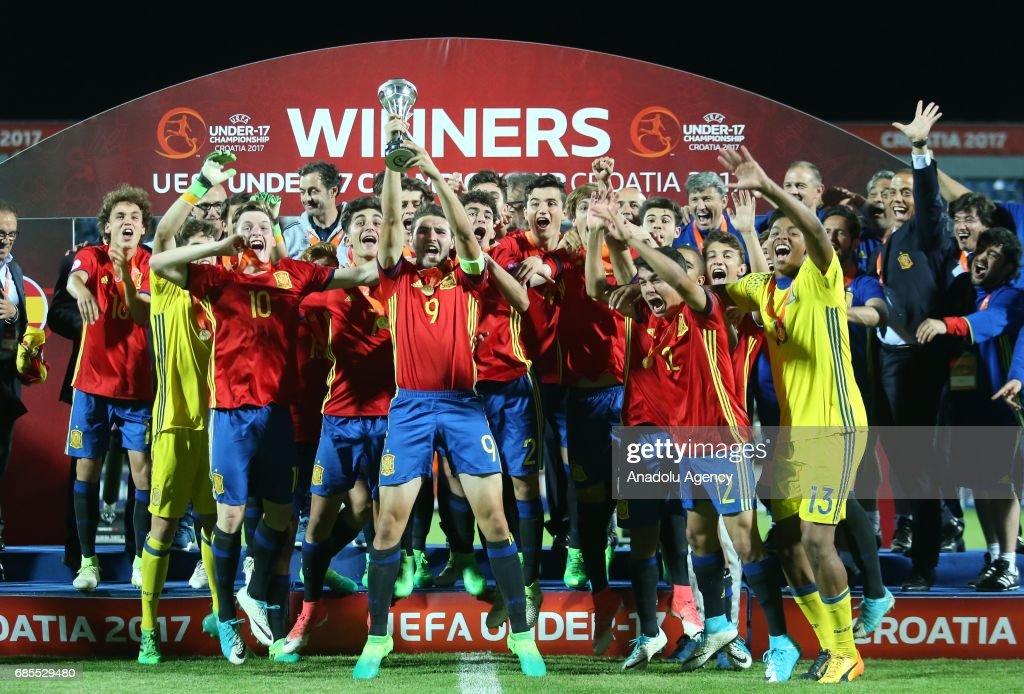 UEFA U17 European Championship Final : ニュース写真