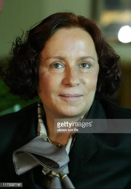 Spanish Foreign Minister Ana Palacio Aussenministerin von Spanien