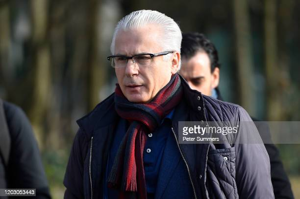 Spanish former judge Baltasar Garzón arrives with other members of the defence team for WikiLeaks founder Julian Assange at Woolwich Crown Court...