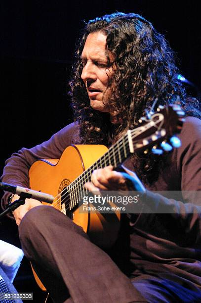 Spanish guitar player Tomatito performs at the North Sea Jazz Festival on July 9th 2005 in Amsterdam, Netherlands.