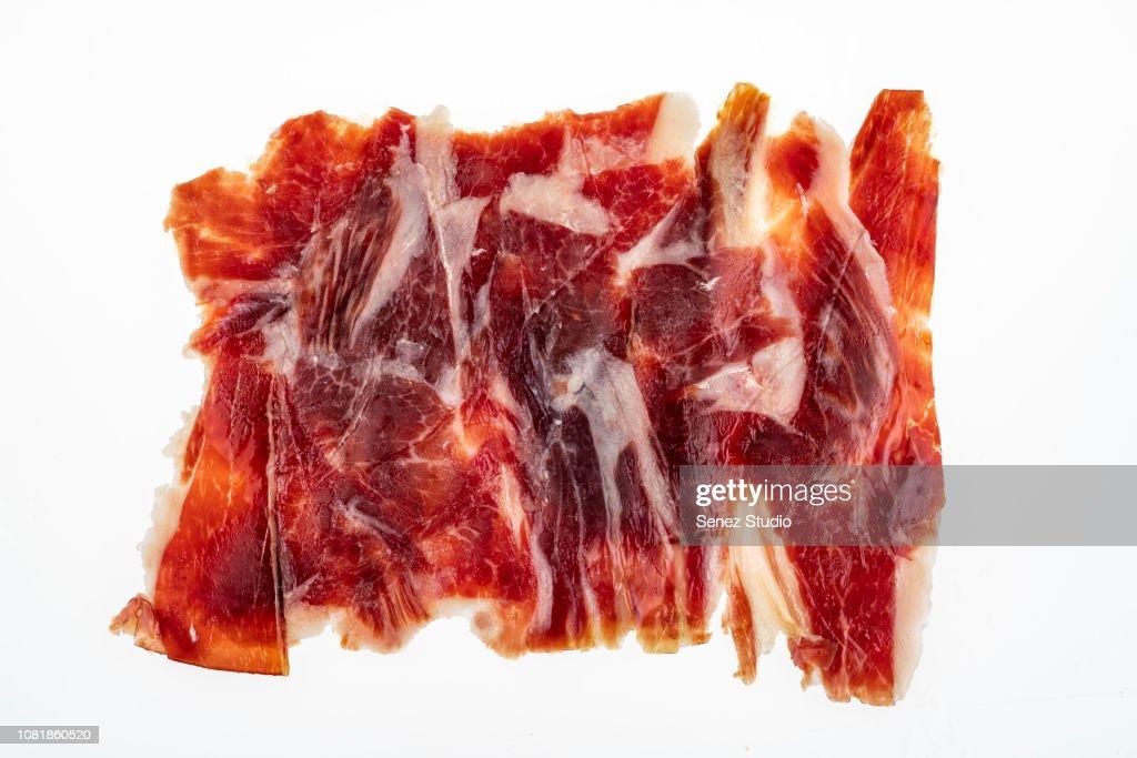 Spanish Ham : Stock Photo