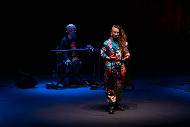 ESP: Rosario La Tremendita Concert In Madrid