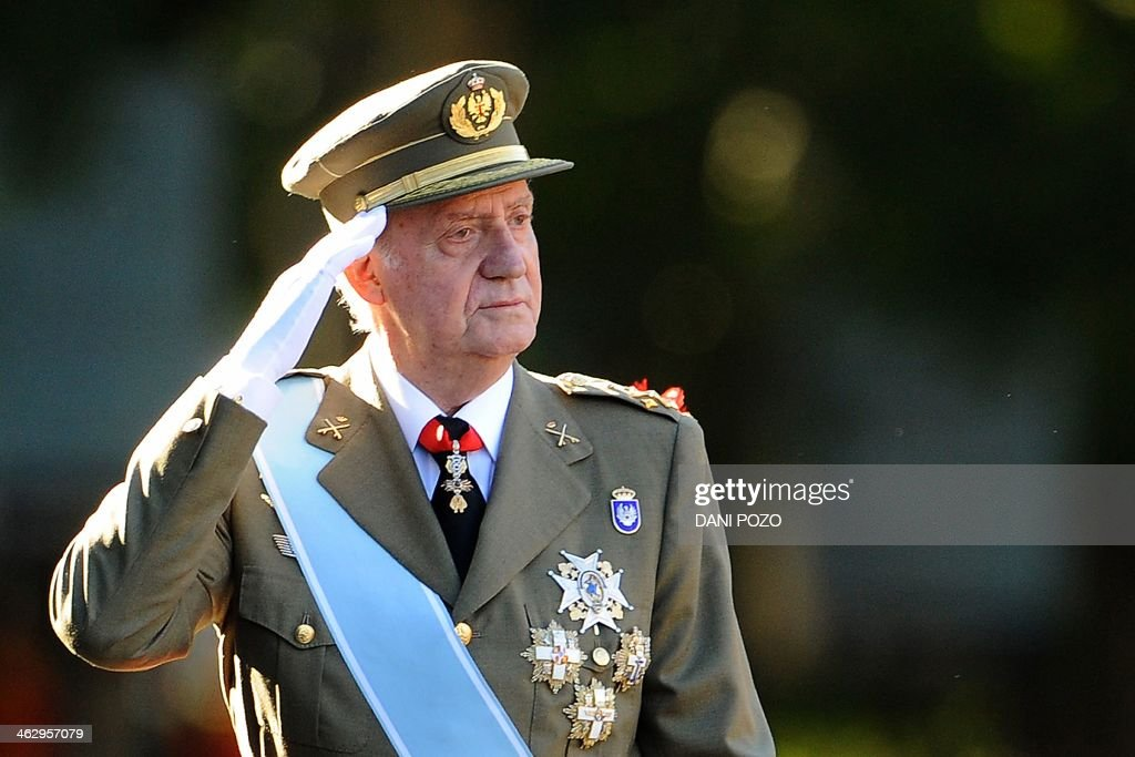SPAIN-NATIONAL DAY : News Photo
