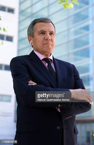 Spanish lawyer Fernando Osuna attends at court at the City of Justice on May 30 2019 in Valencia Javier Sanchez Santos claims to be the son of...