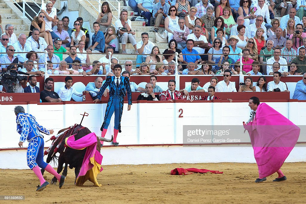 Malaga Fair Bullfights - Day 6