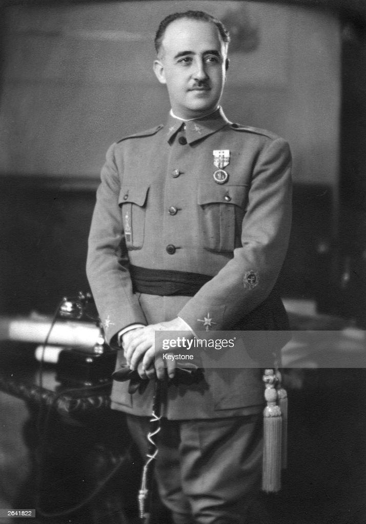 General Franco : Fotografía de noticias