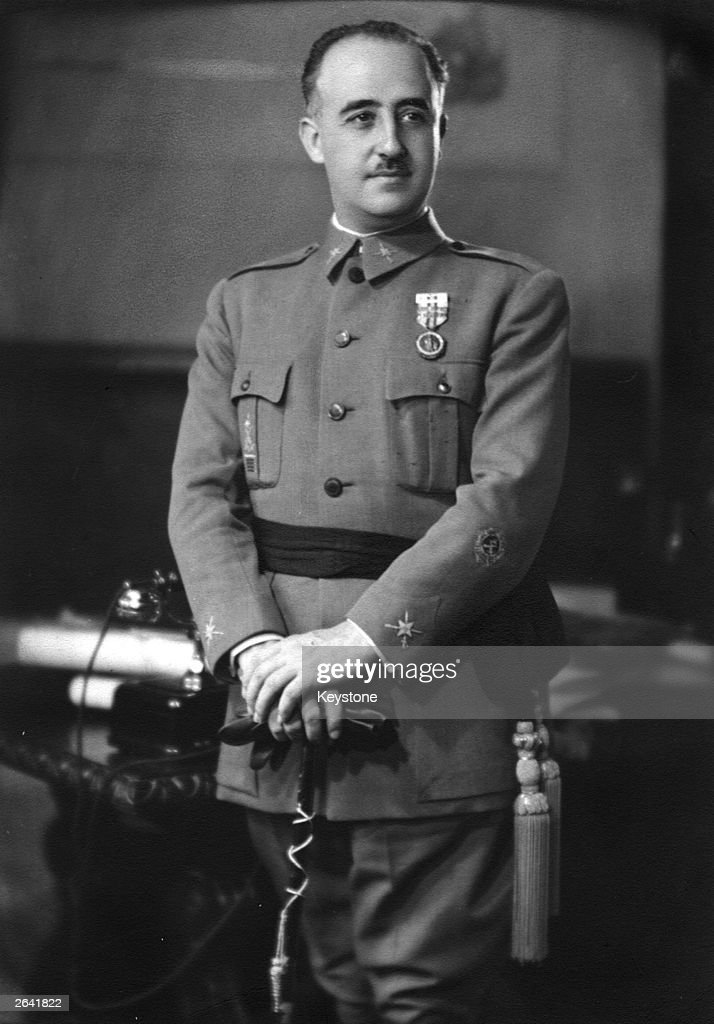 75 Years Since Spain's General Franco Procliamed Himself Head Of State