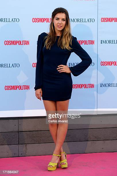 Spanish model Andrea Guasch attends the Cosmopolitan Fragance Awards 2013 at the Circulo de Bellas Artes on June 26 2013 in Madrid Spain