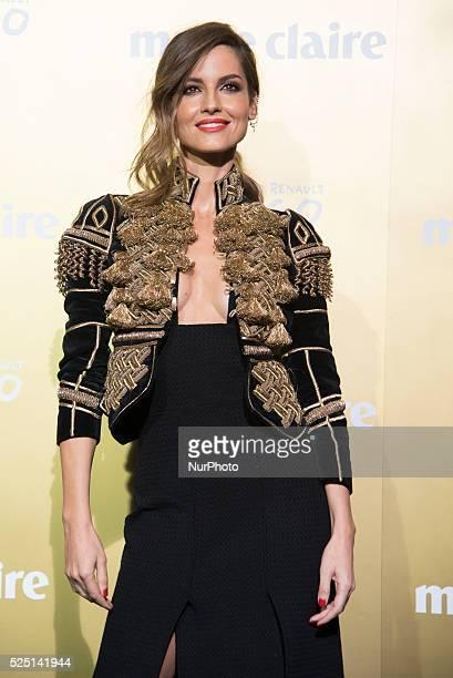 Spanish model Ariadne Artiles attends the Marie Claire Prix de la Moda 2015 at the Callao cinema on November 19 2015 in Madrid Spain