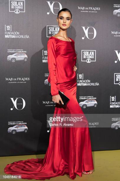 10ac8f5f54 Spanish model Blanca Padilla attends the  YO DONA  International Awards  2018 at Palacio de
