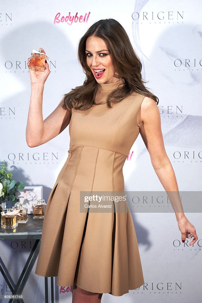 Eva Gonzalez Launches Her New Fragance 'Origen'