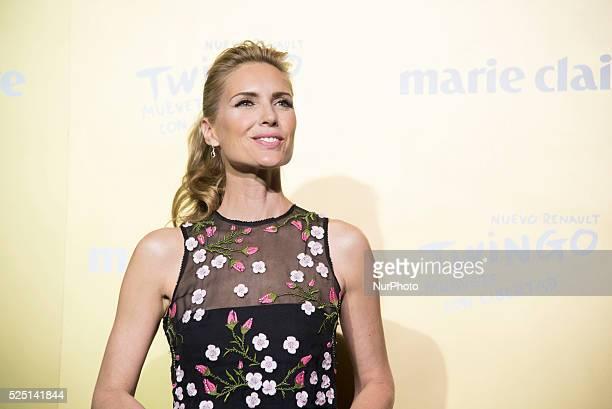 Spanish model JUDITH MASCO attends the Marie Claire Prix de la Moda 2015 at the Callao cinema on November 19 2015 in Madrid Spain