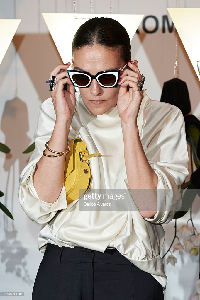Laura Ponte Launches Fendi New Eyewear Collection