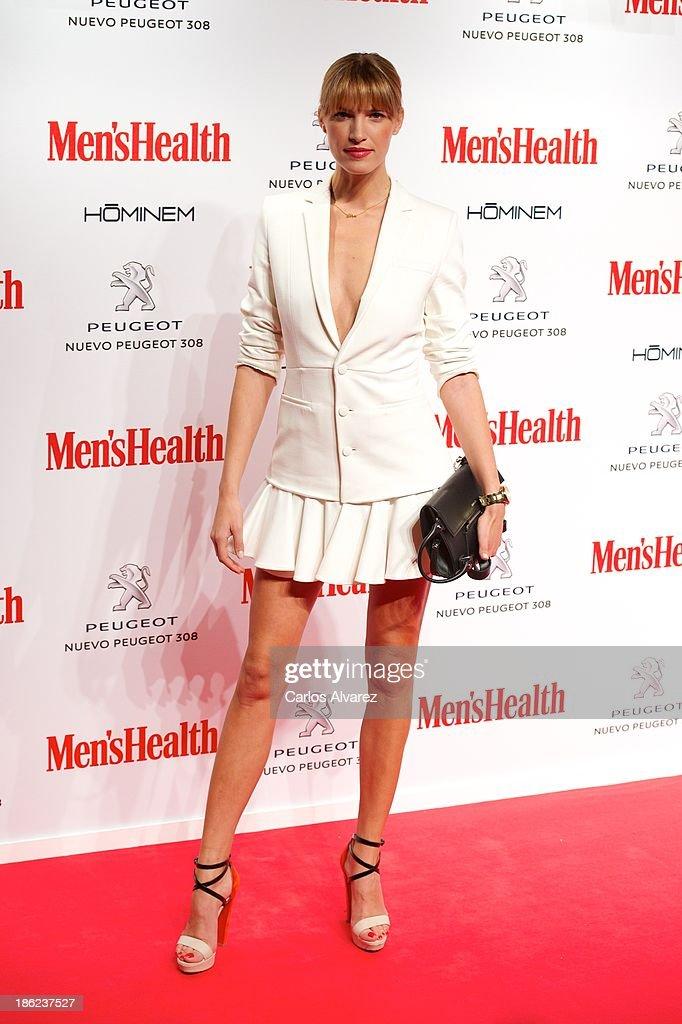 Men's Health Awards 2013 in Madrid