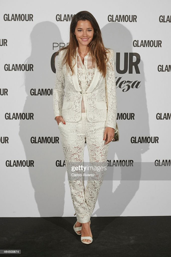 'Glamour Beauty awards' in Madrid