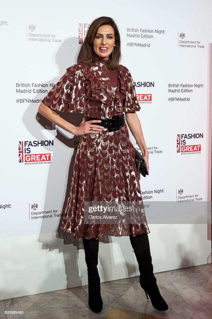 British Fashion Night In Madrid