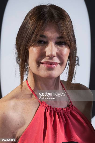 Spanish model Raquel Revuelta attends the 'Yo Dona' party at Only You Hotel Atocha on January 23 2018 in Madrid Spain