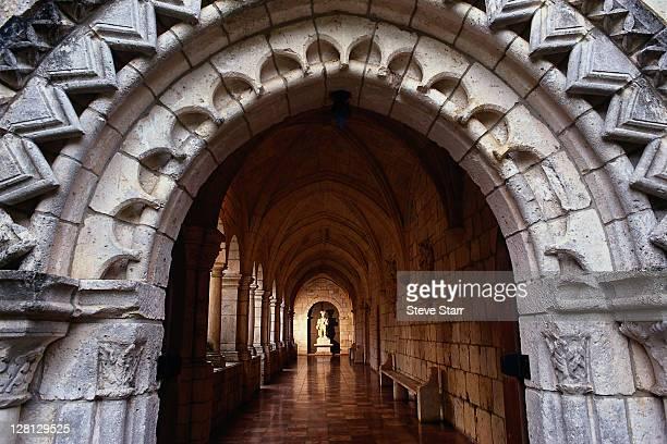 ARCDE060 Spanish monastery, N Miami Beach