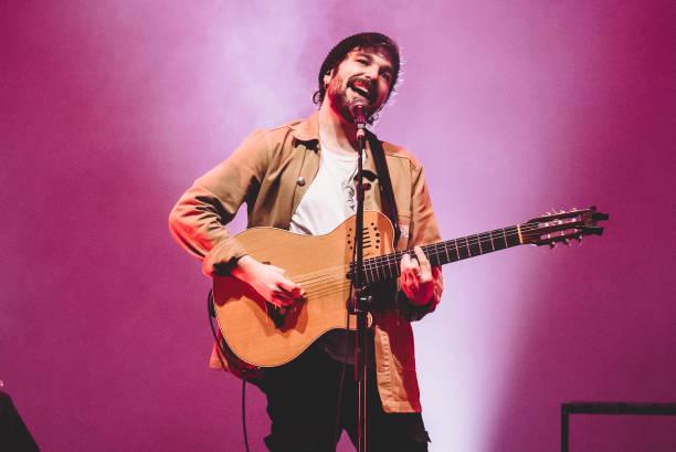 ESP: Arnau Griso Concert In Madrid
