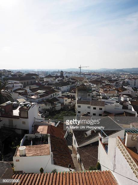 Spanish old town