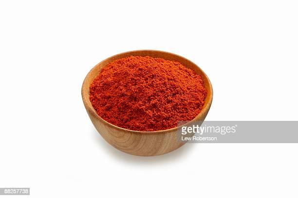 Spanish Paprika in Bowl