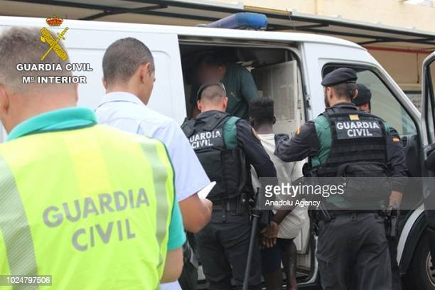 Spanish police detain 10 migrants at Spanish exclave of Ceuta on the grounds that organising and managing the attack to security officials on August...