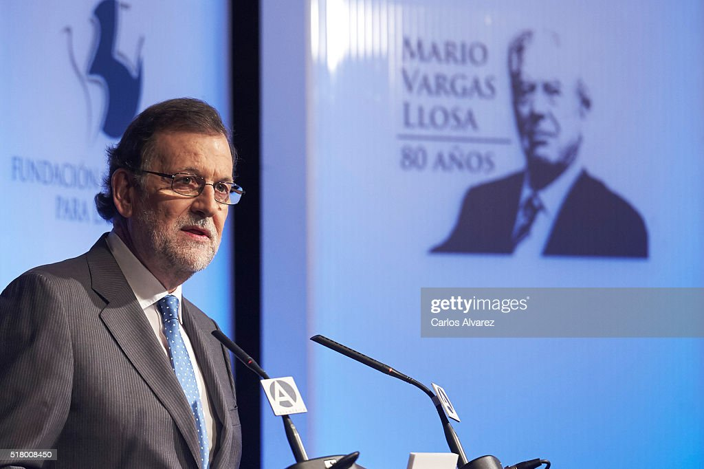 'Vargas Llosa: Cultura, Ideas Y Libertad' Seminar in Madrid - Day 1 : News Photo