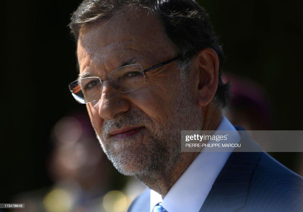 SPAIN-POLAND-DIPLOMACY : News Photo