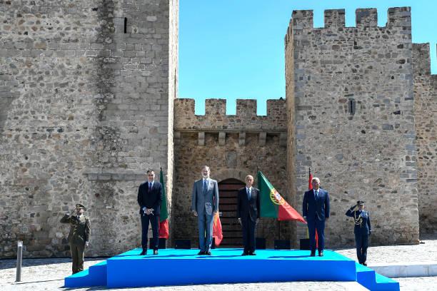 PRT: Portuguese-Spain Border Opens