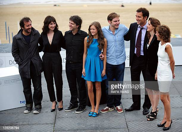 Spanish Producer Enrique Lopez Lavigne Dutch actress Carice Van Houten Spanish director Juan Carlos Fresnadillo British actress Ella Purnell German...
