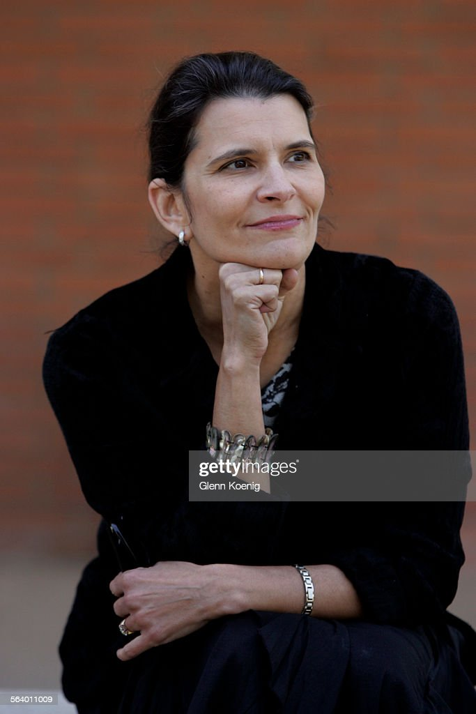 Spanish Professor Maria Carreira At The Cal State Long Beach Campus News Photo Getty Images