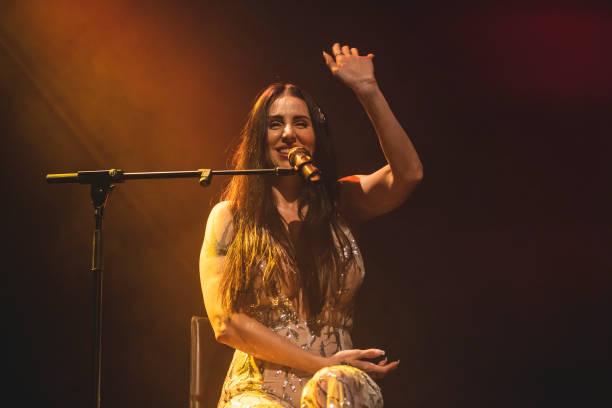 ESP: Mala Rodriguez Concert In Barcelona