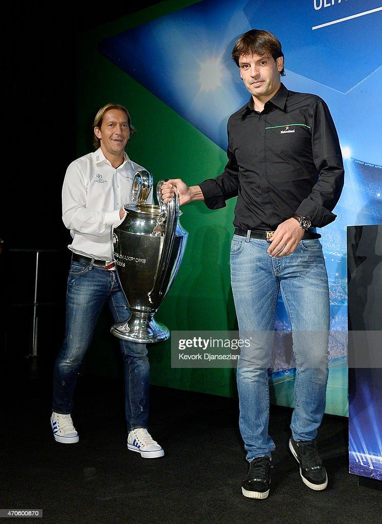 Heineken UEFA Champions League Trophy Tour