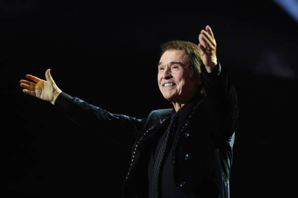ESP: Raphael Concert In Madrid