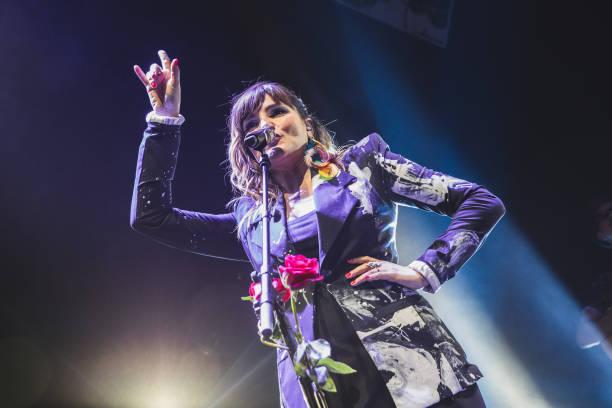 ESP: Rozalen Concert In Madrid