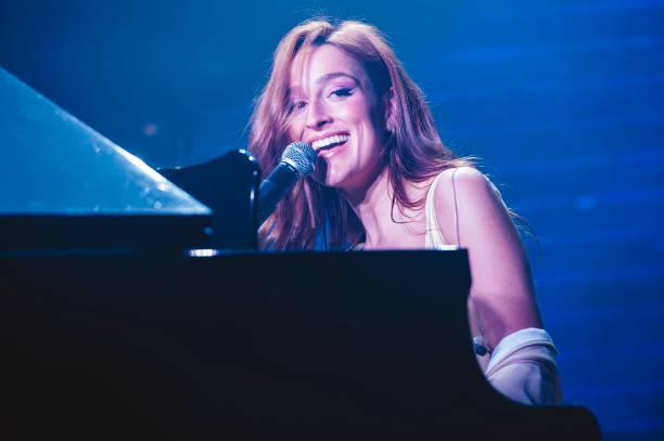 ESP: Belen Aguilera Concert In Madrid